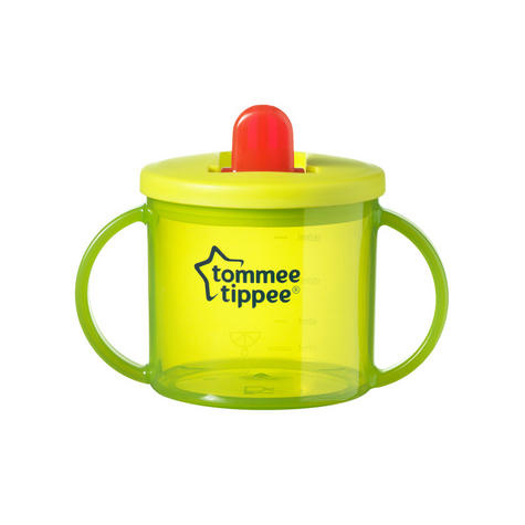 Tommee Tippee Essentials Leak-Proof Spout First Cup | Assorted Colors | BPA Free | 4m+ Thumbnail 6