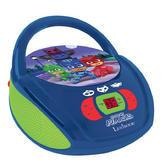 Lexibook RCD108PJM PJ Masks Boombox Radio CD Player|Repeat Button|AUX Input|New