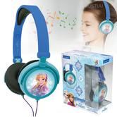 Lexibook HP010FZ Disney Frozen Stereo Headphones|Foldable|Volume Limiter - NEW