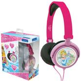 Lexibook HP010DP Disney Princess Kid's Stereo Headphones|Foldable|Volume Limiter