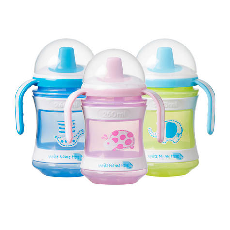 Tommee Tippee Discovera Toddler Trainer Cup 6m+ | 260ml | Colour & Design Assorted |New Thumbnail 2