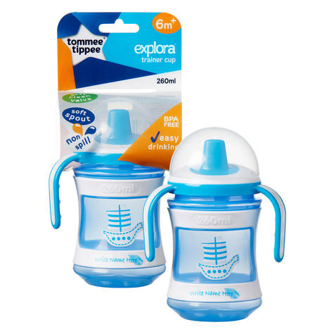Tommee Tippee Discovera Toddler Trainer Cup 6m+ | 260ml | Colour & Design Assorted |New Thumbnail 6