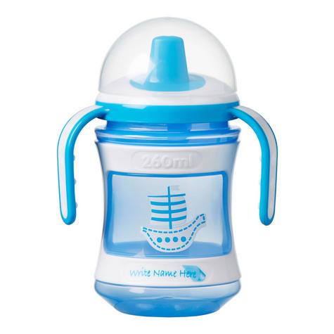 Tommee Tippee Discovera Toddler Trainer Cup 6m+ | 260ml | Colour & Design Assorted |New Thumbnail 7