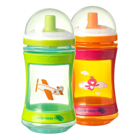 Tommee Tippee Discovera Active Tipper 12m+ | Choice of Design & Colour | 350ml | New Thumbnail 2