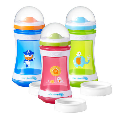 Tommee Tippee Discovera 2 Stage Drinker 24m+ | 400ml | Choose Design & Colour | New Thumbnail 2