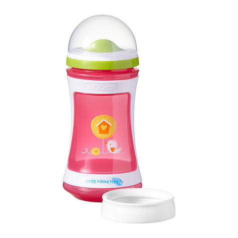 Tommee Tippee Discovera 2 Stage Drinker 24m+ | 400ml | Choose Design & Colour | New Thumbnail 4