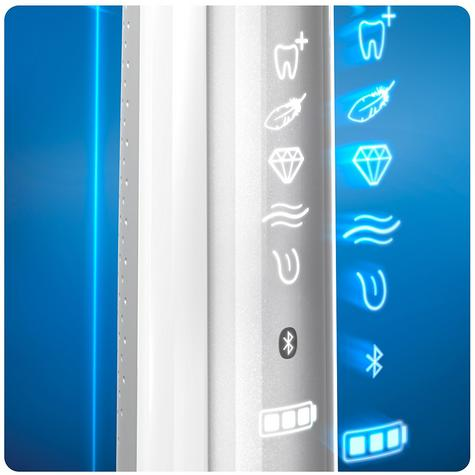 Oral-B Genius 8000 CrossAction Electric Rechargeable Toothbrush   Smart Bluetooth Thumbnail 5