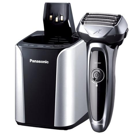 Panasonic Wet & Dry Premium Electric Shaver | Multi-Functional Display | Auto Clean Thumbnail 2