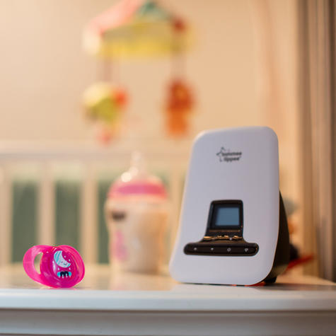 Tommee Tippee DECT Digital Sound & Baby Movement Monitor | Sensor Pad | Two-way | 300m | New Thumbnail 8