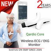 QardioCore Wireless ECG/EKG Mob Monitor | Bluetooth Mobile Digital Cardio Device