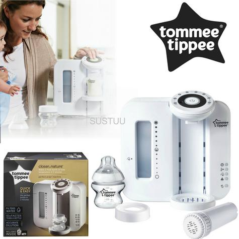 Tommee Tippee Closer To Nature Perfect Prep Machine White?Easy Made Baby Bottle Thumbnail 1
