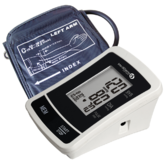 MediGenix Automatic Upper Arm Blood Pressure Monitor | WHO Indicator | 22-36cm Cuff