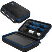 MediGenix iCool Weekender Medicine Travel Bag | 2-8°C Isothermic Carry Bag | Gel Pack