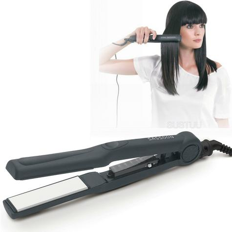 Vidal Sassoon Classic Ceramic Hair Straightener | On/off Switch | 1.8 m Swivel Cord Thumbnail 1