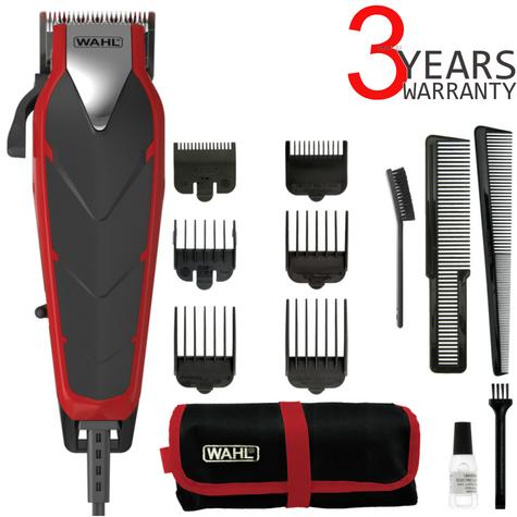 Wahl 79111-802 Baldfader Plus Corded Hair Clipper | Ultra Close Cut | 14 Piece kit | Thumbnail 1