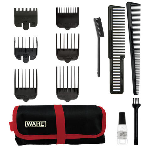 Wahl 79111-802 Baldfader Plus Corded Hair Clipper | Ultra Close Cut | 14 Piece kit | Thumbnail 3