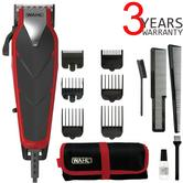 Wahl 79111-802 Baldfader Plus Corded Hair Clipper | Ultra Close Cut | 14 Piece kit |