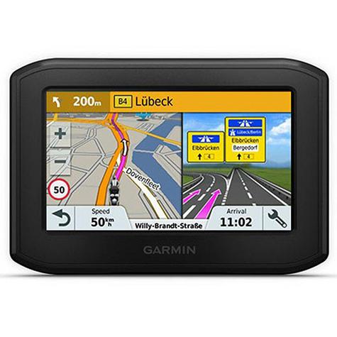 Garmin Zumo 396LMT-S Motorcycle GPS SatNav | Full Europe Lifetime Map Update | Wi-Fi Thumbnail 1