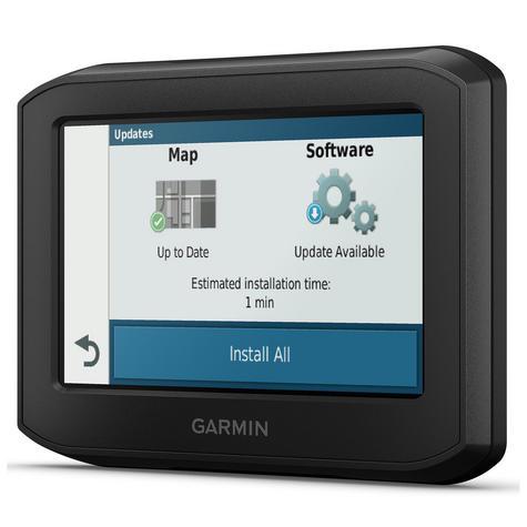 Garmin Zumo 396LMT-S Motorcycle GPS SatNav | Full Europe Lifetime Map Update | Wi-Fi Thumbnail 5