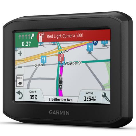 Garmin Zumo 396LMT-S Motorcycle GPS SatNav | Full Europe Lifetime Map Update | Wi-Fi Thumbnail 6