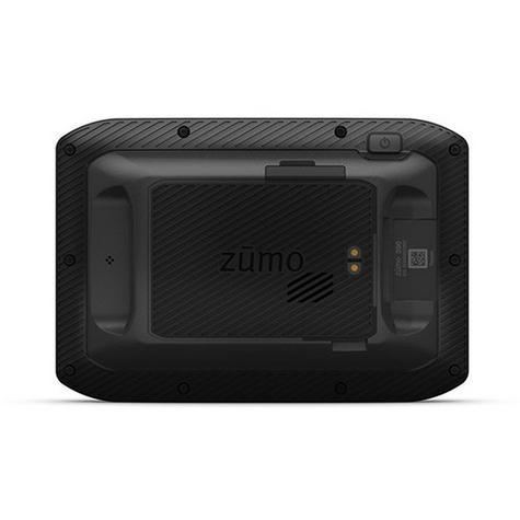 Garmin Zumo 396LMT-S Motorcycle GPS SatNav | Full Europe Lifetime Map Update | Wi-Fi Thumbnail 8