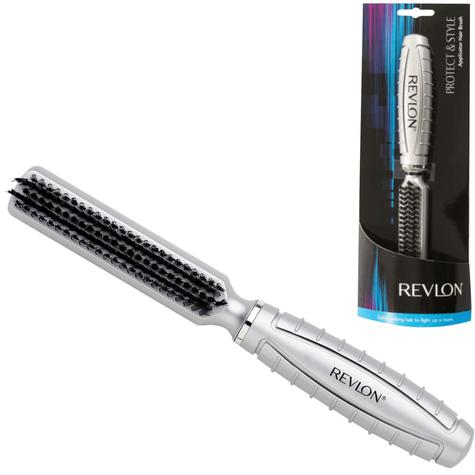 Revlon Application Boar Hair Brush | Protect & Style | Soft Narrow Bristles | HB2984 Thumbnail 1