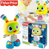 Fisher-Price Dance,Colorful Lights & Move BeatBo Bug | Imaginative Musical Toy | 9m+