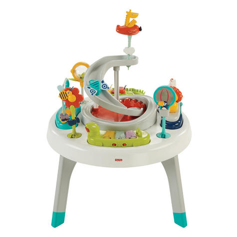 Fisher-Price 2-in-1 Sit to Stand Activity Centre | Toddler/Baby activity table | New Thumbnail 2