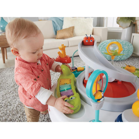 Fisher-Price 2-in-1 Sit to Stand Activity Centre | Toddler/Baby activity table | New Thumbnail 5