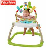 Fisher-Price Rainforest Spacesaver Jumperoo | Portable/Adjustable Baby Bouncer | Lights, Sounds and Music | New