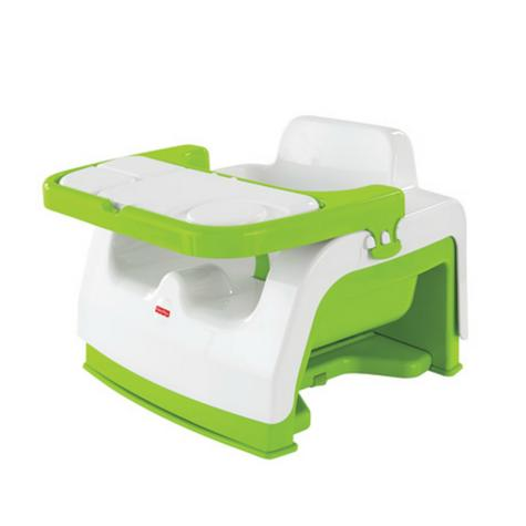 Fisher-Price Grow With Me Portable Booster Baby Seat | Mealtime at Home & Travel | New Thumbnail 2