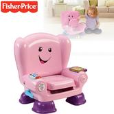 Fisher-Price Laugh & Learn Smart Stages Baby Musical/Activity Chair  Pink | CFD39-0 | New
