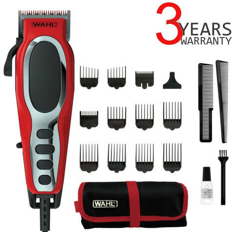 Wahl 79111-803 Fade Pro Perfect Face Hair Clipper | Ultra Close Cut | 18 Piece kit | Thumbnail 1