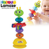 Lamaze Busy Bug Highchair Toy | Kids Mealtime Activity Toy | Bug Bends & Rattles | New