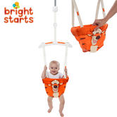 Bright Starts Disney Baby Tigger Door Clamp Jumper/Bouncer | Padded Seat | +6 Months | New