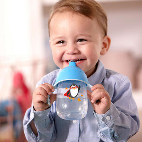 Philips Avent Premium Baby Spout Cup|Independent Drink|Hygiene Cap|BPA Free|340m Thumbnail 8