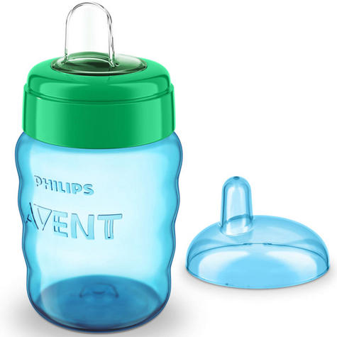 Philips Avent Easy Sip Baby Spout Cup|Hassle-Free|Dishwasher Safe|260ml| Thumbnail 3
