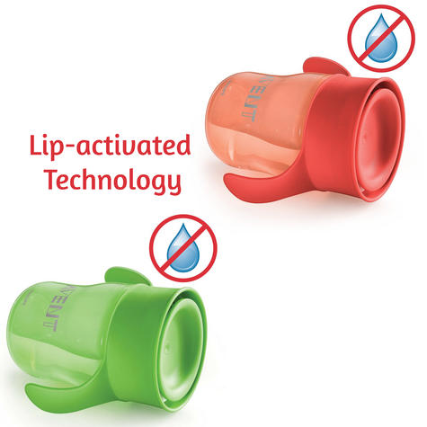 Philips Avent Baby Grown Up Cup|Lip Activated Technology|BPA Free Material|260ml Thumbnail 3
