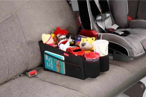 Diono Travel Pal In-Car Organiser | Waterproof & Washable | Handy & Easy To Carry Thumbnail 3