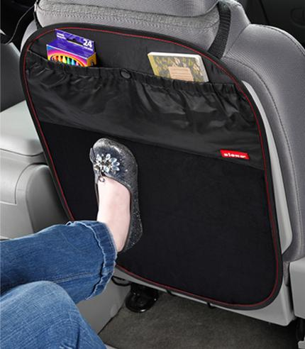 Diono Stuff 'n Scuff | Car Seat Protector With Large Storage Pockets | Washable | New Thumbnail 3
