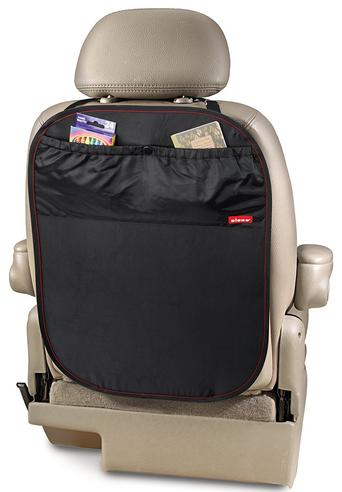 Diono Stuff 'n Scuff | Car Seat Protector With Large Storage Pockets | Washable | New Thumbnail 4