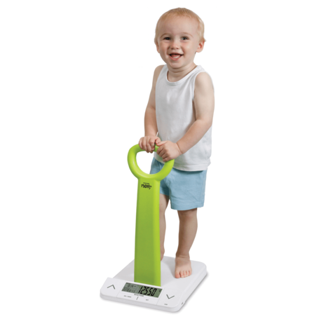 Salter MiBaby Baby Toddler Digital Bathroom Scale | Weight- Height | Body Mass Index Thumbnail 4