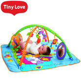Tiny Love Gymini Total Playground Gym | Kick & Play Mat | Lights & Music | Mirror | New