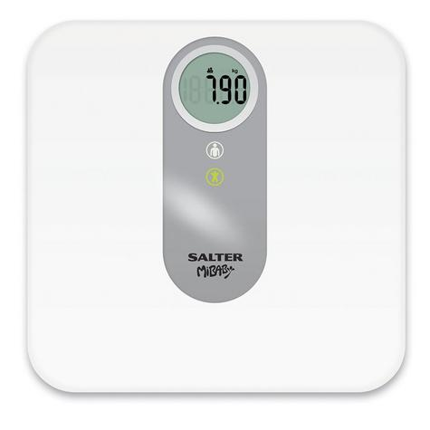 Salter MiBaby Mother & Baby Personal Electronic Digital Scale | Baby Weight Mode Thumbnail 3