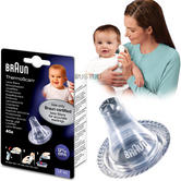 Braun ThermoScan Accurate Lens Filters for Ear Thermometers (Pack of 40) | BPA Free
