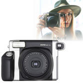 Fujifilm Instax 300 Wide Camera | Instant Color Film | Close-up Lens | Viewfinder | NEW