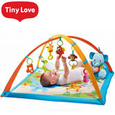 Tiny Love Gymini My Musical Friends/Toys Gym | Baby Palytime Mat | Teethers & Mirror | New