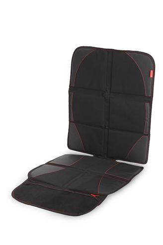 Diono Ultra Mat Deluxe Seat Protector With Integrated Car Seat Shade | Easy To Use Thumbnail 2