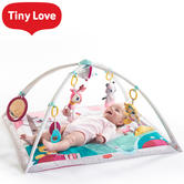 Tiny Love Deluxe Gymini Tiny Princess Tales Gym | Lights & Music | Adjustable Arches | Baby Playtime Mat | New
