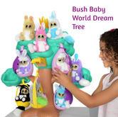 Bush Baby World Dream Tree Creative Activity Toy Babeis Swing Seat Play Set Box